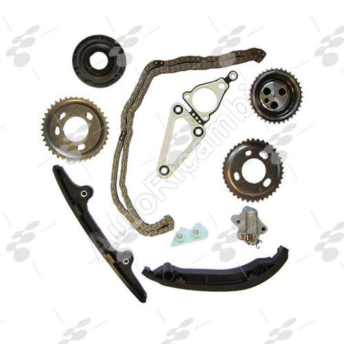 Timing chain set Fiat Ducato 250/Boxer III/Jumper III -2,2L PUMA
