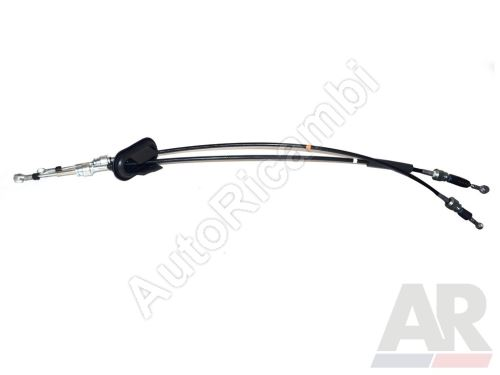 Gearbox shift cables Fiat Doblo 2000 1,2i, 1,9D / JTD, 1,3MTJ