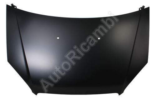 Bonnet for Fiat Doblo 2005-09, galvanized sheet
