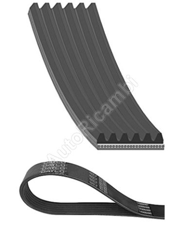 Drive V-belt for alternator Fiat Ducato 250/2014> 3,0 JTD - alternator
