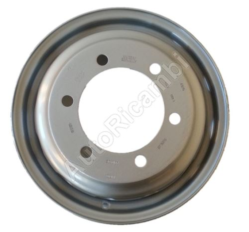 Disc wheel Iveco Daily 65, Iveco EuroCargo 75 6Jx16