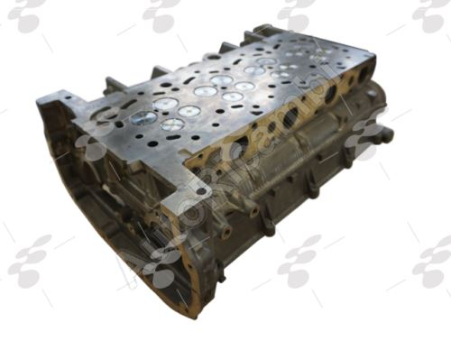 Cylinder head Peugeot Boxer 2,2 EURO5 with valves