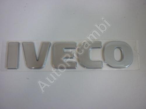 """Znak """"IVECO"""" pre Iveco Daily zadný"""