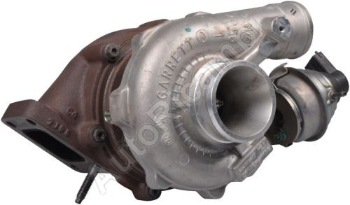 Turbocharger Fiat Ducato 250 2011 3,0 180hp