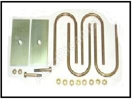 Assembly kit for leaf spring Iveco Daily 35S