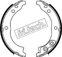 Brzdové čeľuste ručnej brzdy Fiat Ducato 244 parkovacia brzda