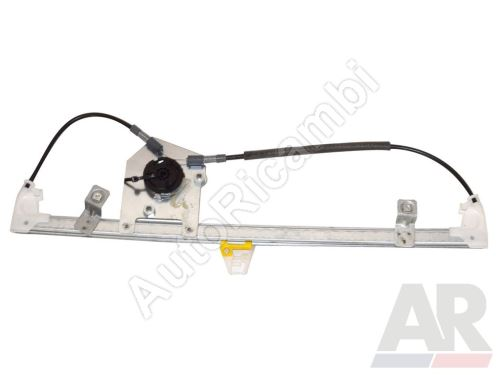 Window mechanism Fiat Doblo 2010> front, right, without motor