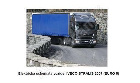 Elektrické schémy Iveco Stralis 2007 E5 (PDF)