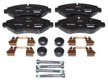 Brake pads Iveco Daily 2006> 35S/35C/50C front