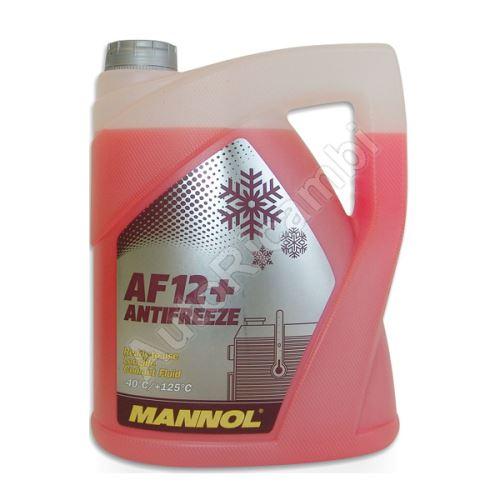 Coolant liquid G12 5 liters -40 ° C red