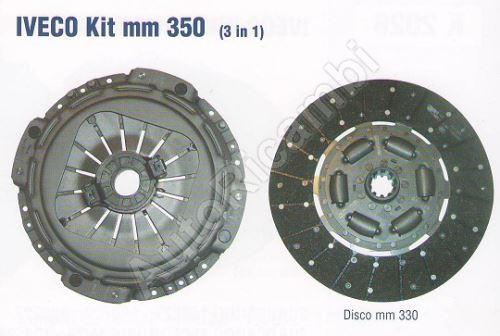 Spojka Iveco EuroCargo Tector komplet 350mm