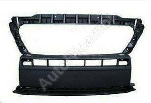 Front bumper Fiat Ducato 14> black