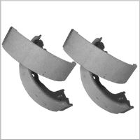 Handbrake shoes Iveco Daily 2000 35C, 50C, up to Axle No.