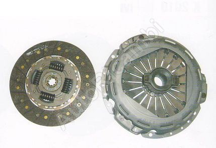 Spojka Iveco TurboDaily 2,8 267mm