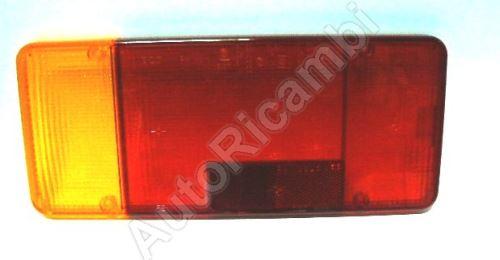 Sklo zadného svetla Iveco Daily, EuroCargo, Fiat Ducato, ľavé