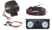 Kompresor pre doplnkové vzduchové pruženie Iveco Daily, Fiat Ducato dual