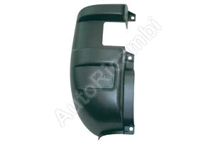 Bumper corner Iveco Daily 2000 rear left black