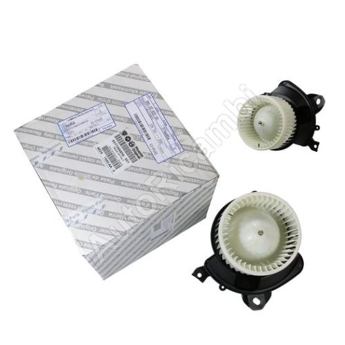 Heating fan Fiat Doblo 2010> for vehicles with air conditioning