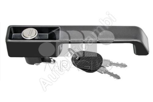 Vonkajšia kľučka dverí Iveco Turbo Daily s klúčom
