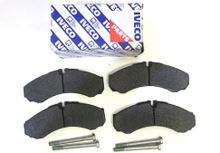 Brake pads Iveco Daily 2000 35/50C F= R, 65C rear