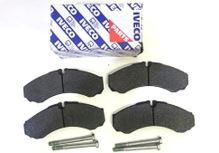 Brake pads Iveco Daily 35/50C front/rear, 65C rear, TurboDaily