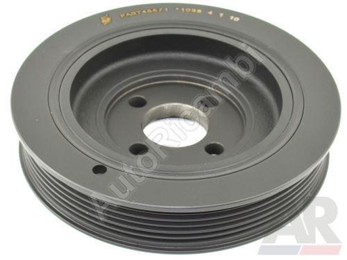 Crankshaft Pulley Citroen Jumper 94> 2.5D/TD