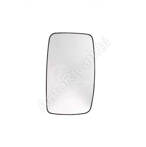 Rearview mirror glass Fiat Scudo 2007- / Jumpy / Expert left, top, unheated