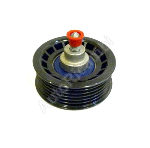 Alternator belt pulley Fiat Ducato 250 2.2 - 69 mm grooved