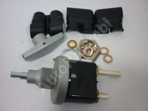 Battery switch Iveco EuroCargo