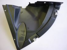 Podblatník Iveco Daily 2006> 65C/70C pravý plast k nárazníku