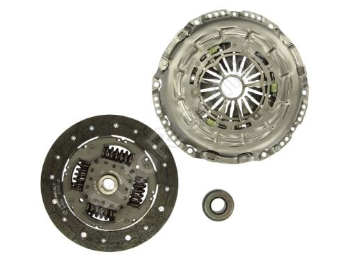 Clutch kit Jumper / Boxer III 2,2 JTD 88kW 260mm