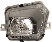 Fog light Iveco Daily 2000 square right