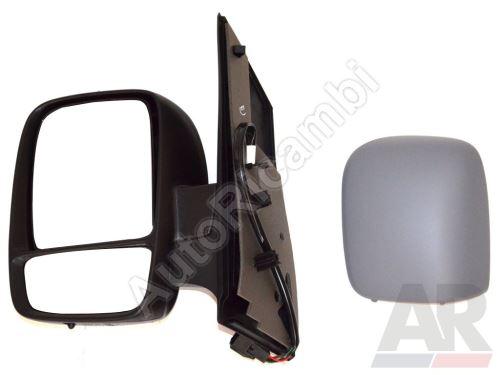 Zrkadlo Fiat Scudo 07> ľavé, elektricky ovládané, vyhrievané
