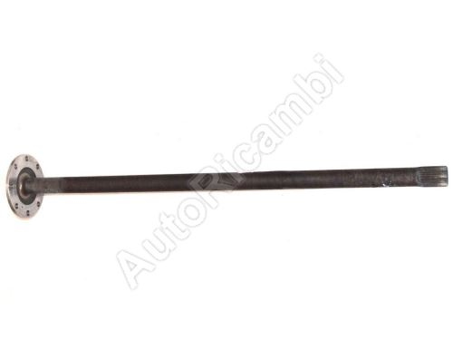 Driveshaft Iveco Daily 2006 35C (dual mounted)