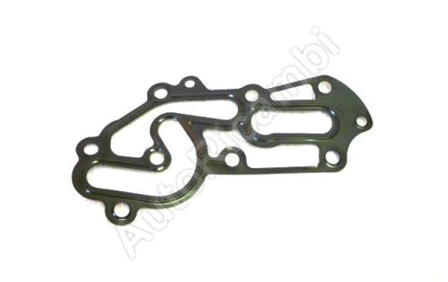 Oil radiator gasket Iveco Daily 2000> 06> 14> Fiat Ducato 250/2014 3,0 JTD outter
