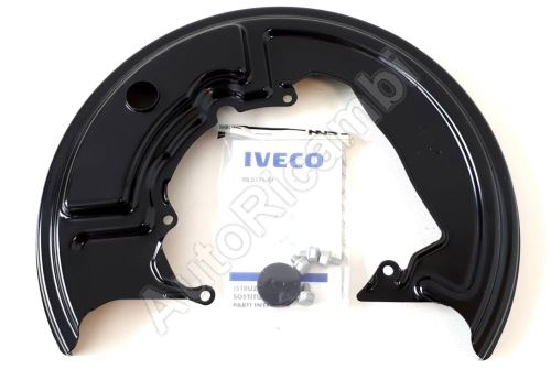 Disc Brake Protection  Iveco Daily 65C, 70C rear right