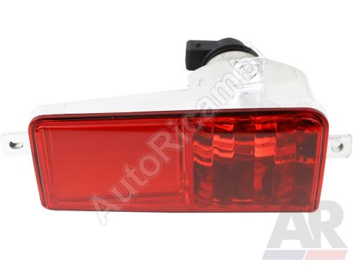 Hmlové svetlo Fiat Ducato 250 Q17H zadné ľavé Maxi