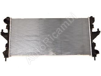 Water radiator Fiat Ducato 2011/14- 2,0 JTD Euro5 with A/C