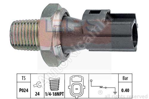 Snímač tlaku oleja Fiat Ducato 250 2,2