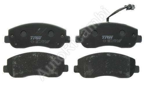 Brzdové doštičky Renault Master 10> predné, so snímačom opotrebovania