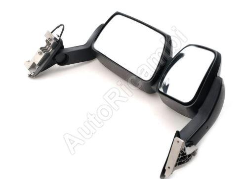 Mirror Iveco Trakker left set with frame