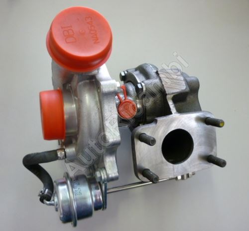 Turbocharger Iveco Daily 2,3 euro3 (S/C14)