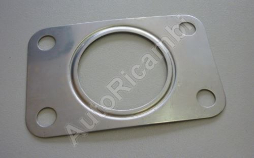 Turbocharger gasket Iveco EuroCargo Tector 75E17 to the exhaust tube