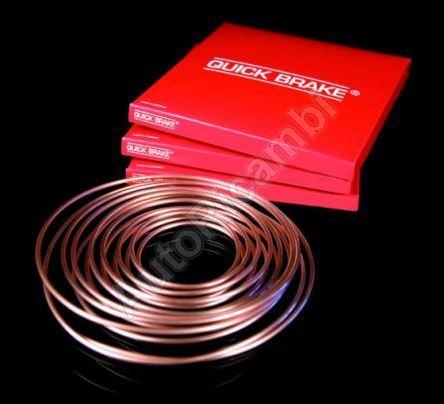 Brake pipe 4,75 mm, 5 m - Iveco Daily, Fiat Ducato