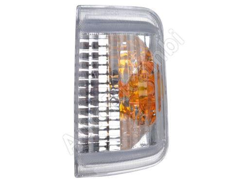 Turn signal light Fiat Ducato 250 orange right 16W