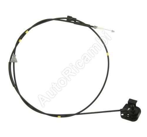 Bonnet Opening Cable Fiat Doblo 2010>