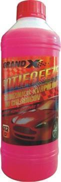 Chladiaca zmes G12 červená 1 liter GRANDX