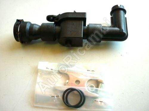 Heating valve Iveco EuroCargo (heating Denso)