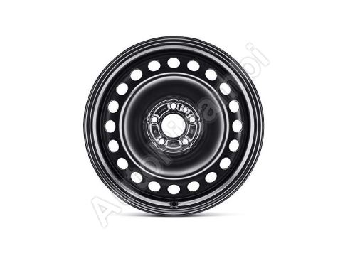 Wheel disc Fiat Doblo 2010> metal 6Jx16 ""