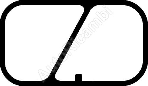 Tesnenie sacieho potrubia Fiat Doblo 1,3 MTJ
